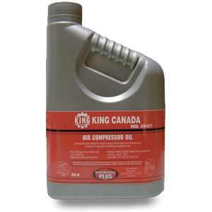 King, KW-077 Compressor Oil 16745