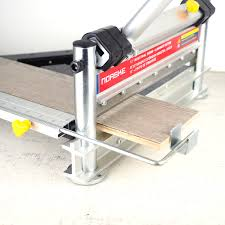 "Norske, NMAP004 13"" Siding & Laminate Flooring Cutter with Sliding Extension Table 76078"