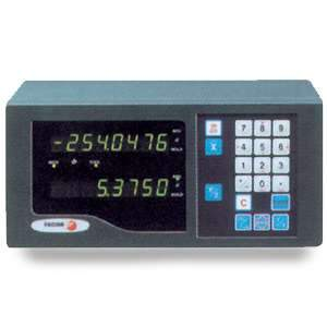 King, 2 Axis Fagor Digital Readout System