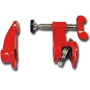 Bessey 3/4-Inch Deep Reach Pipe Clamp Fixture PC-34DR