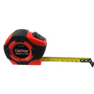 Lufkin Tape Measure Metric 19mm x 5m Hi-Viz Orange P1000
