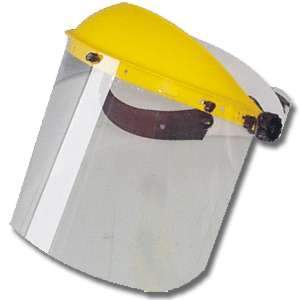 Adjustable Ratchet Headgear/ Faceshield, SEP27900TQ