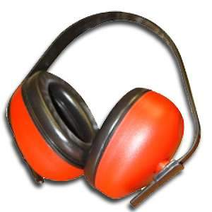 McCordick Earmuff (Red), SHR2155Q
