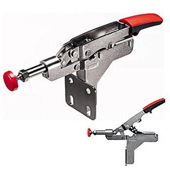 Bessey 0-3/8 in. Auto-Adjust 90º Inline Toggle Clamp STC-HHI15