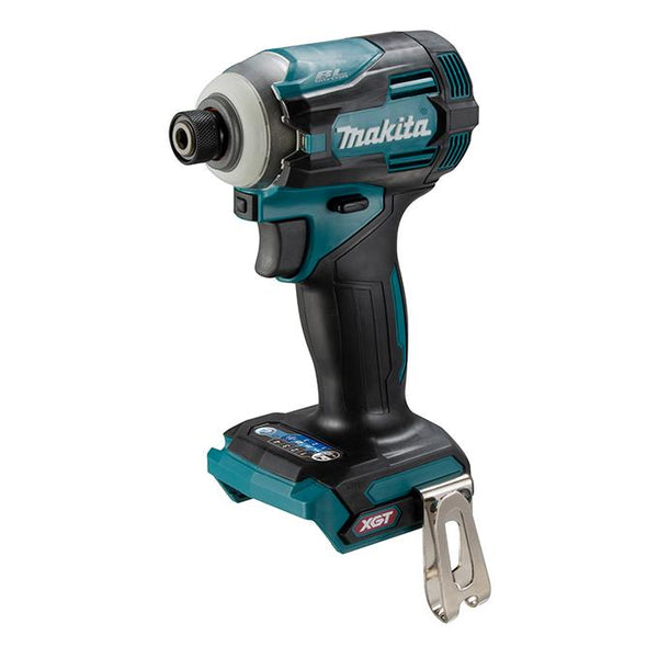 "Makita, TD001GZ 40V Brushless 1/4"" Impact Driver 17004"