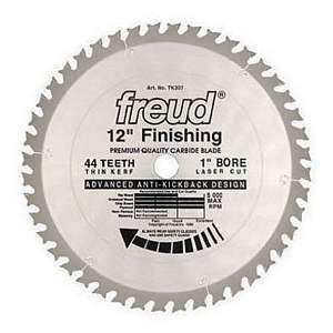 Freud TK307 12-inch Thin Kerf ATB General Purpose 44 Tooth