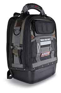 Tech Pac MC-LT Laptop Backpack Tool Bag 10242