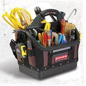 Veto Pro Pac LC Open Top Tool Bag OT-LC, 10204