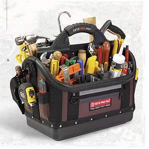 Veto Pro Pac OT-XL Open Top Tool Bag 10205