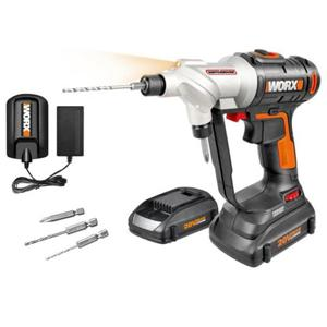 WORX 20 Volt Switchdriver 2-In-1 Cordless Drill & Driver WX176L