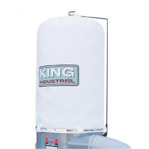 King, KDCB-4043T-1 Mic Upper Dust Collection Bag 16687