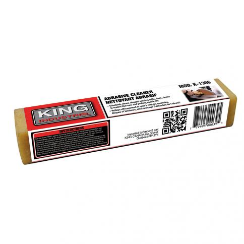 King K-1306 Sandpaper Abrasive Cleaner 12400