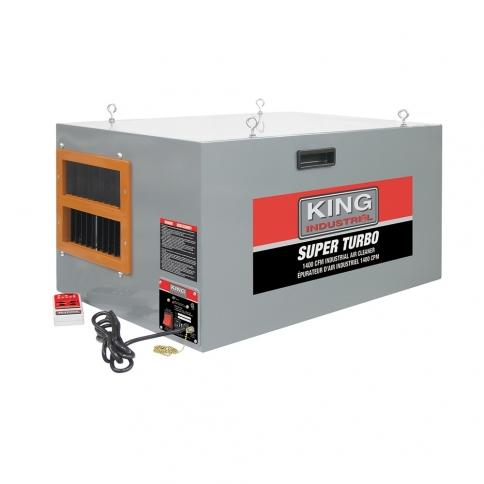 King, KAC-1400 Industrial Air Cleaner with Remote 16649