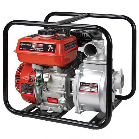 King, KCG-2WPG 2'' Gasoline Water Pump