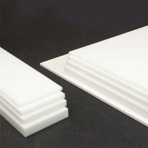 HDPE 1/2x4x36 High Density Polyethylene Plastic