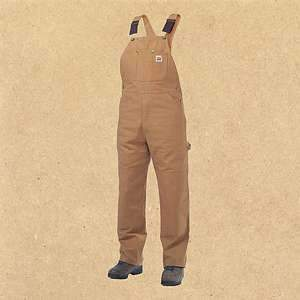 Work King, Unlined Duck Overall i198