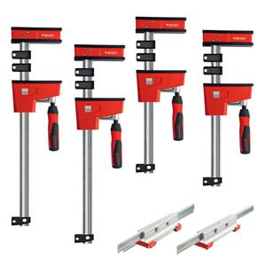 Bessey KREX2440 REVOlution Extender Clamp Kit 59072