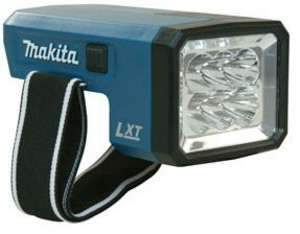 Makita DML 186 18-Volt Compact Lithium-Ion Cordless L.E.D. Flashlight