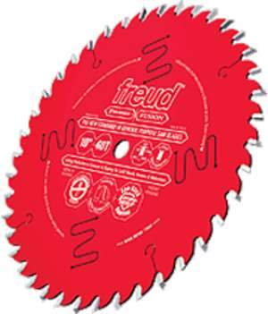 Freud P410 Premier Fusion 10-in 40T ATB General Purpose Saw Blade
