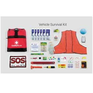 *Vehicle Emergency Survival Kit VSK