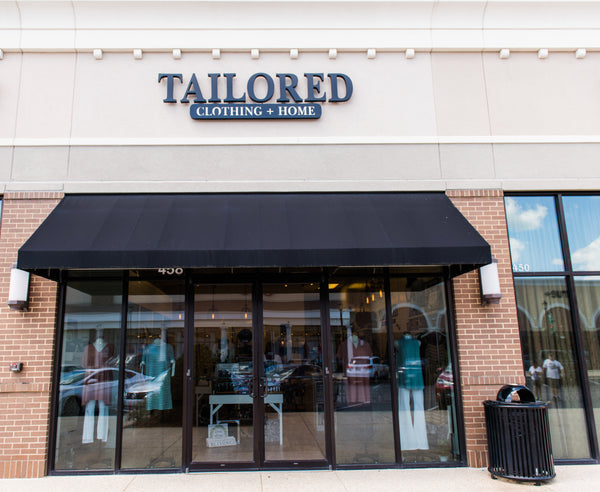 Tailored in Hammond Louisiana