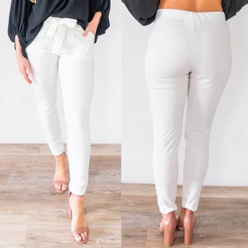 Boss Babe Pixie Pants *Final Sale*