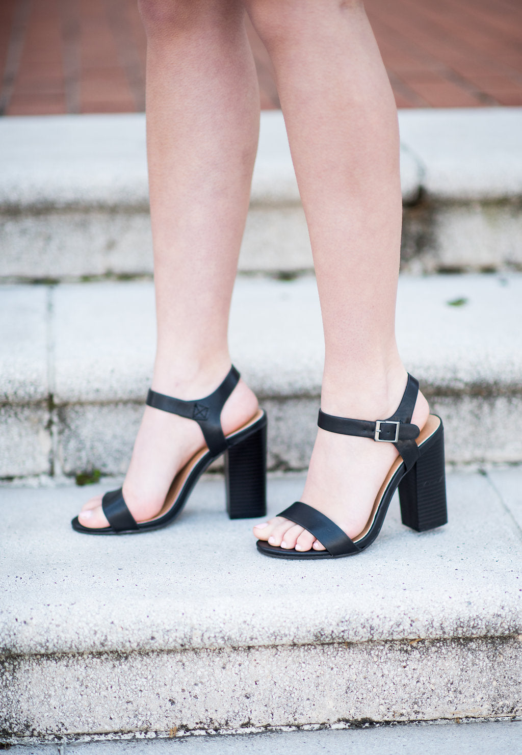 Your Everyday Heels:  Black