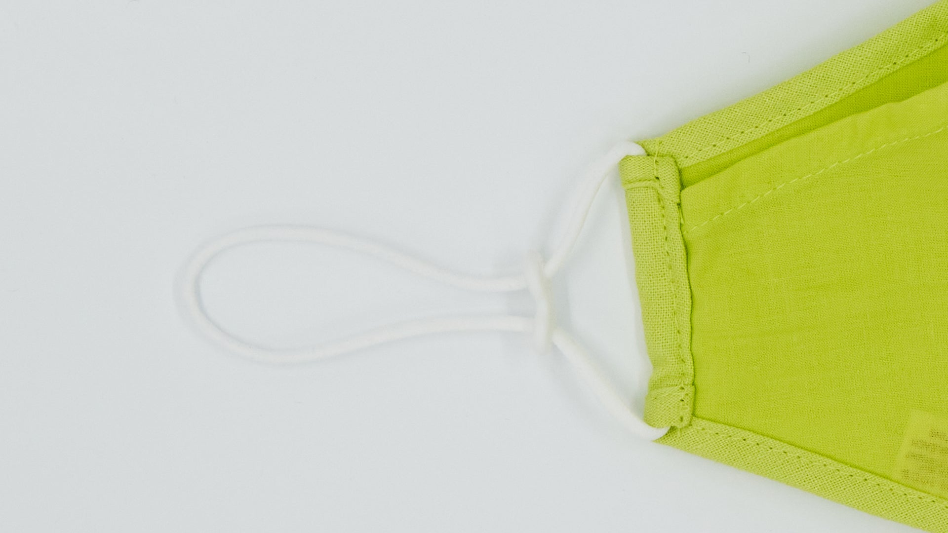 LW Neon Green Solid - Mamask