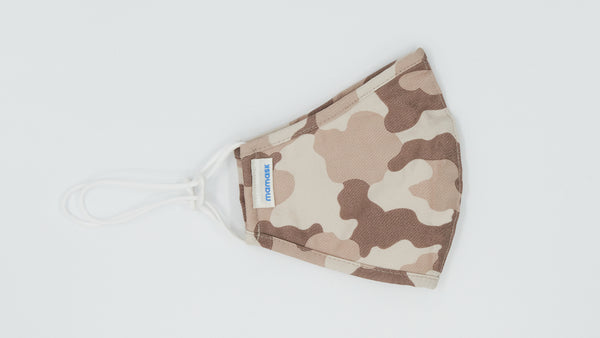 LW Beige Camouflage - Mamask