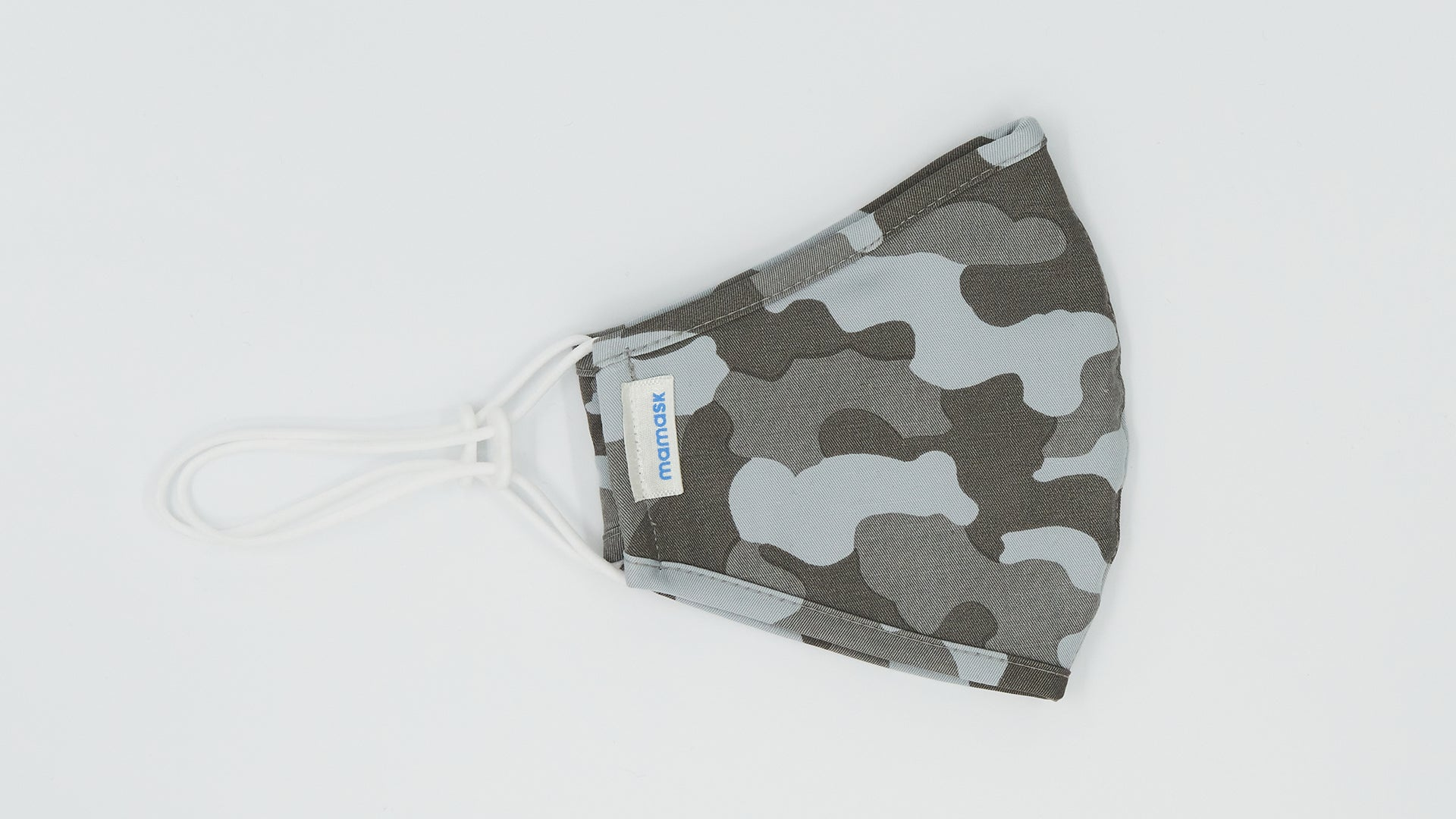 LW Gray Camouflage - Mamask