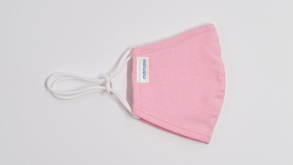 LW Light Pink Solid - Mamask
