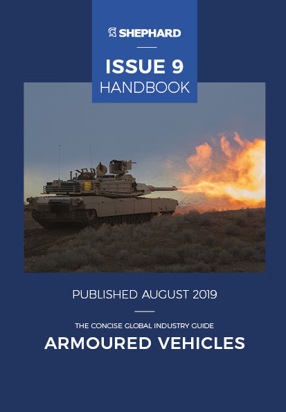Armoured Vehicles Issue 9 (Print Handbook)
