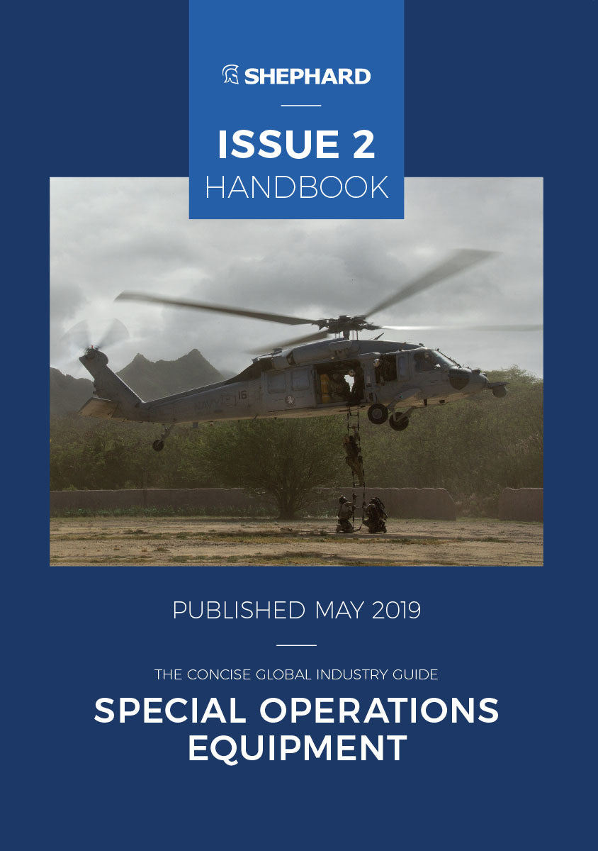 Special Operations Equipment Handbook Issue 2