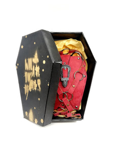 Lestat Coffin Bag