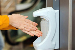 Top Benefits of No-Touch Hand Sanitizer Dispensers