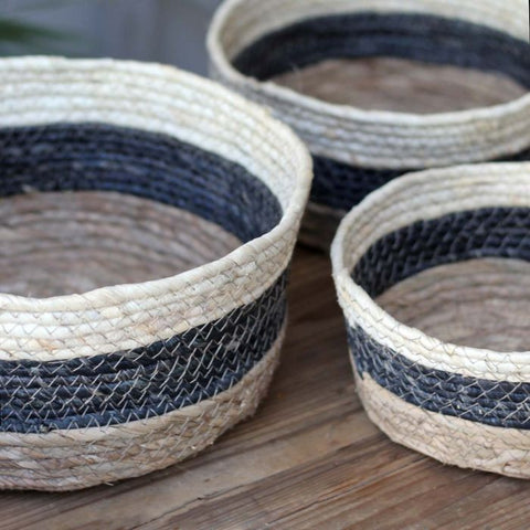 Saigon Baskets - Set of 3