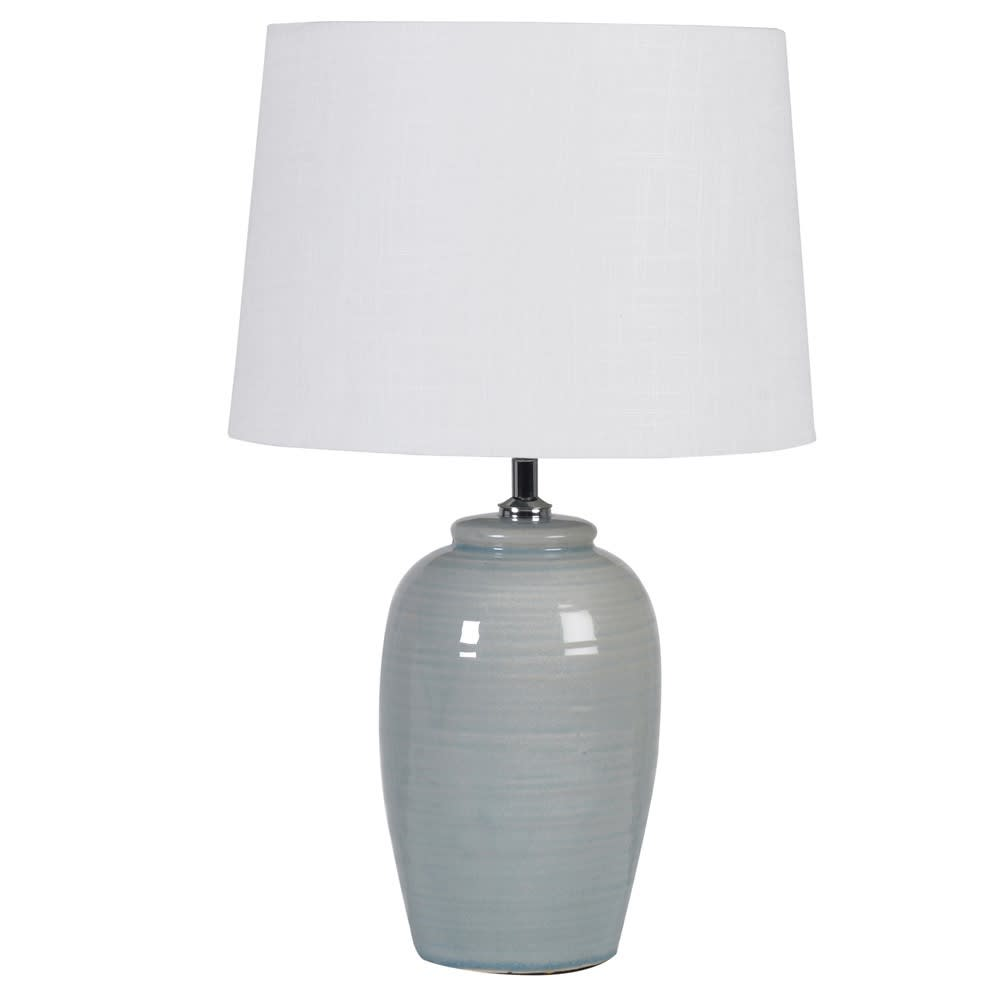 Pale Green Table Lamp