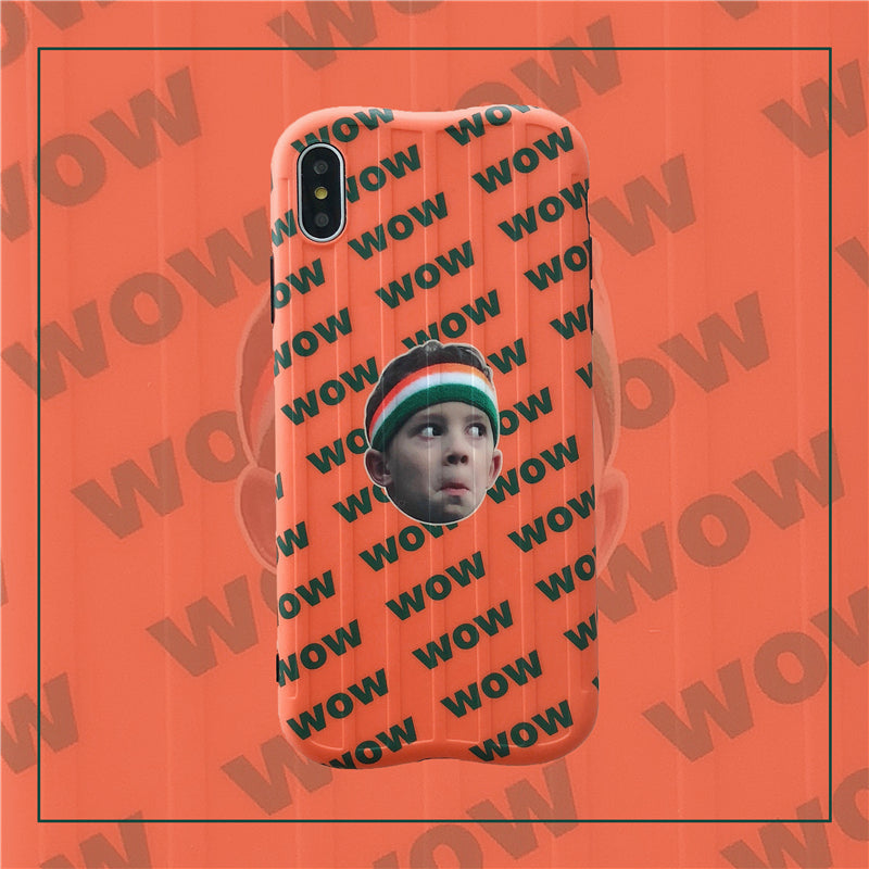 "iPhone ""WOW"" Case 