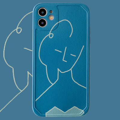 iPhone Simple Drawing Case | Xilo Gear
