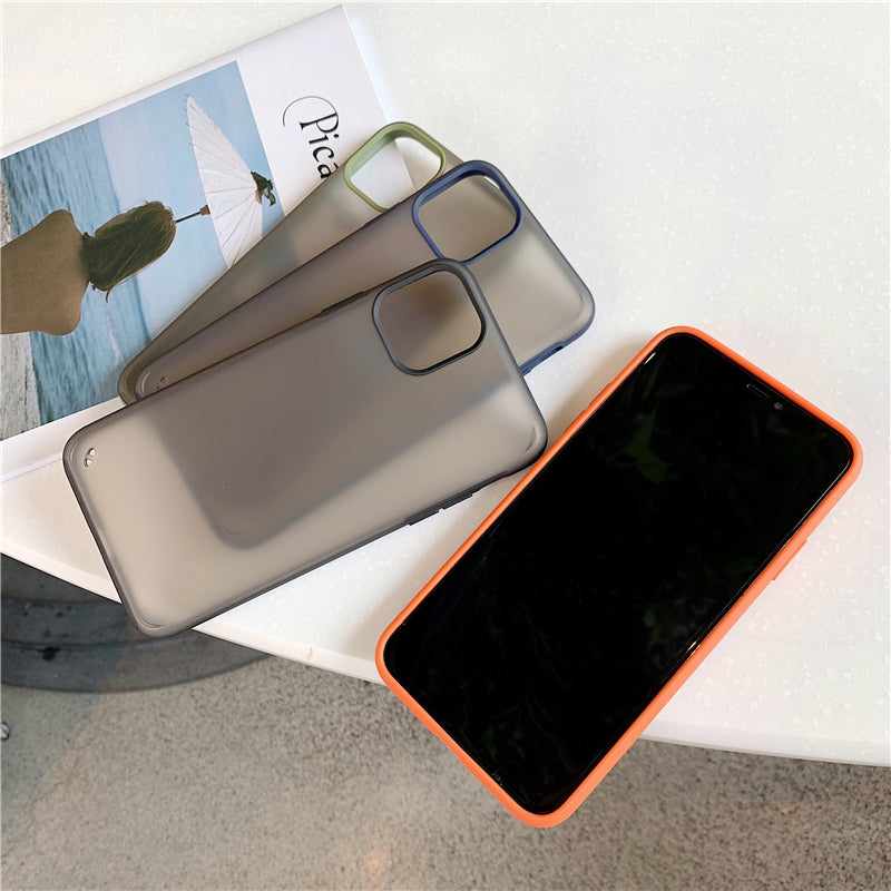 iPhone Matte Transparent Case | Xilo Gear