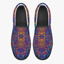 Load image into Gallery viewer, Torus Field Slip-On Shoes