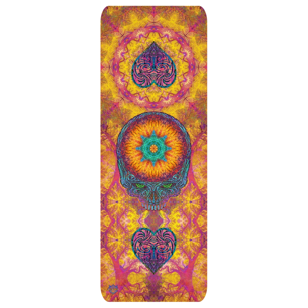 Stealie Your Heart Yoga Mat