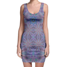 Load image into Gallery viewer, Atlas Mandala Bodycon Dress