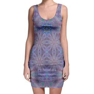 Atlas Mandala Bodycon Dress