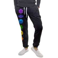 Load image into Gallery viewer, Chakra Awakening Men's Jogger Sweatpants