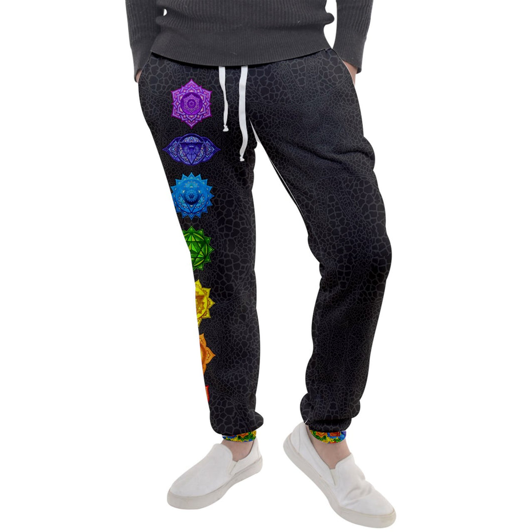 Chakra Awakening Men's Jogger Sweatpants