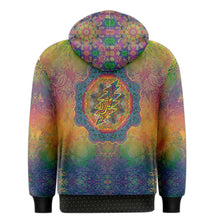 Load image into Gallery viewer, Stealie Tie-Die Men's Hoodie