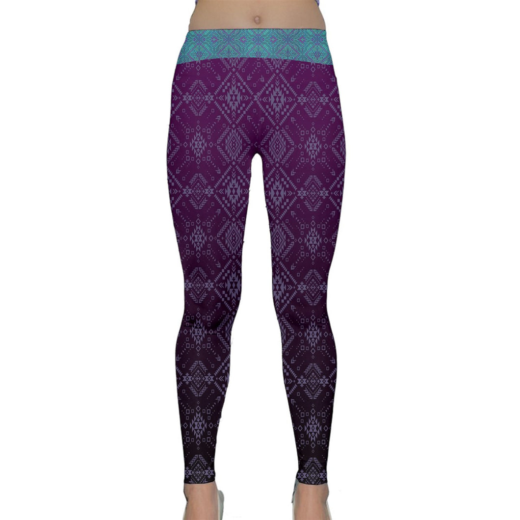 Aztek Yoga Leggings