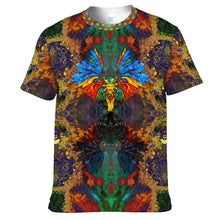 Load image into Gallery viewer, UniLionCorn Unisex Yoga Tee