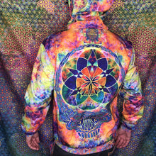 Load image into Gallery viewer, Grateful Dead *Reversible Hoodie